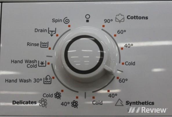 đọc kỹ hướng dẫn sử dụng máy giặt